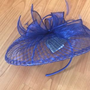 NWT Nordstrom Fascinator Feather headband Hat